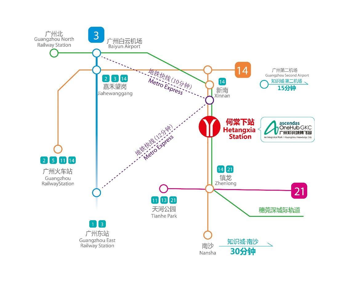 八载春秋知识城:绿色办公社区和它的新加坡基因-新经济