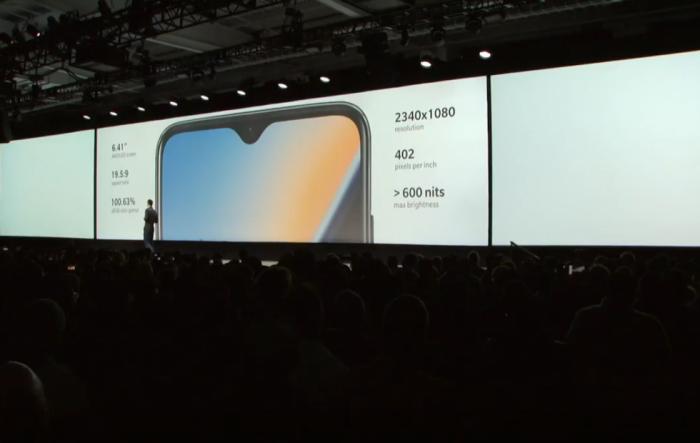 一加发布OnePlus 6T 屏幕指纹扫描仪双后置摄像头的照片 - 5