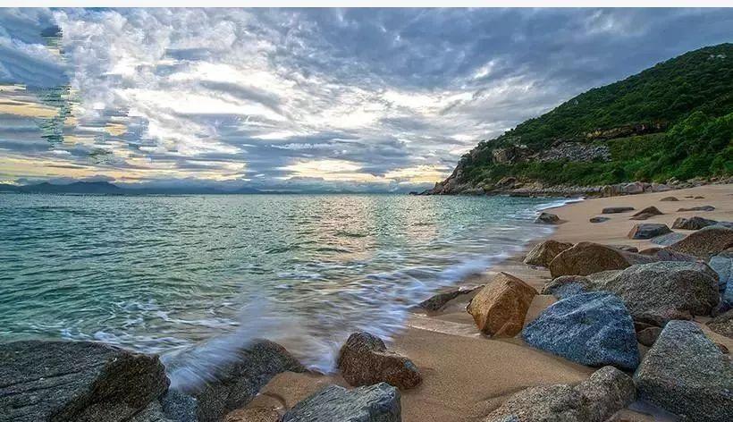 海岸之王】11.4挑战海岸线之王深圳鹅公湾,号称东西冲难度的2倍_活动