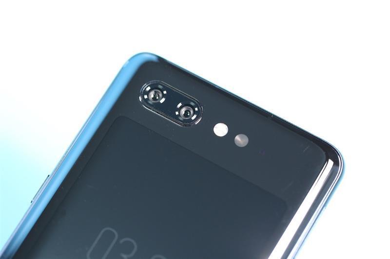 努比亚X首发评测:双屏+双侧边指纹的照片 - 15