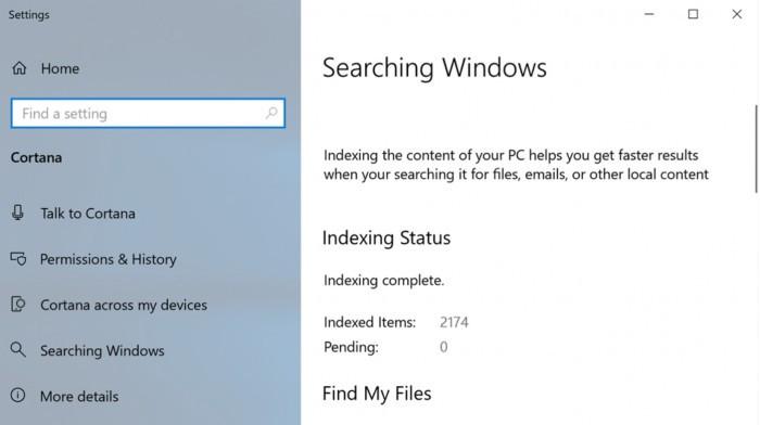 Win10 19H1增强版搜索功能详解:更快更准确地找到文件的照片 - 2