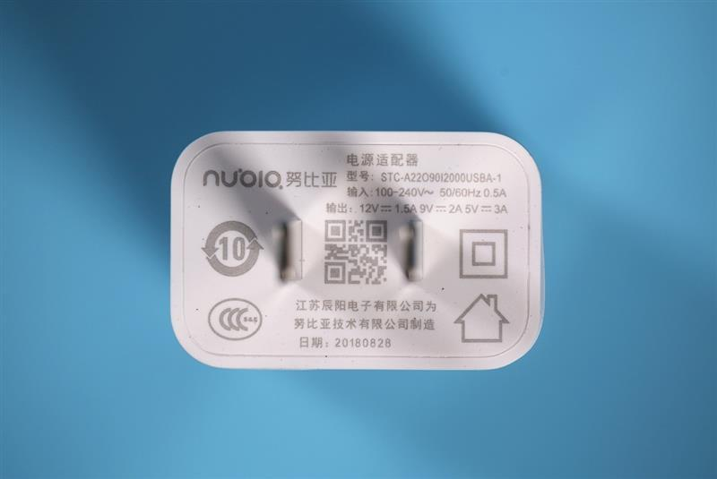 努比亚X首发评测:双屏+双侧边指纹的照片 - 18