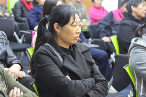 """清江浦""""家事法官会客厅""""女工维权专场活动走进兴隆社区"""