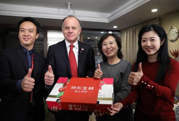 部长送来大礼包,全球好物抢先首发京东生鲜