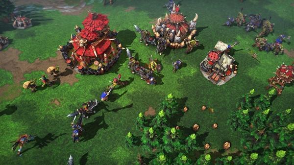 《魔兽争霸3:重制版》中文官网上线:升级4K画质的照片 - 3