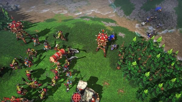 《魔兽争霸3:重制版》中文官网上线:升级4K画质的照片 - 13