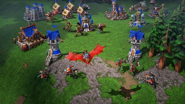 《魔兽争霸3:重制版》中文官网上线:升级4K画质的照片 - 10