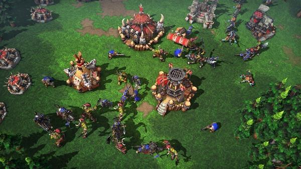 《魔兽争霸3:重制版》中文官网上线:升级4K画质的照片 - 12