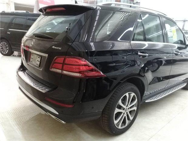 19款奔驰GLE400裸车价格多少钱 实拍配置参数解析