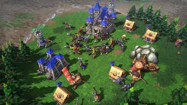 《魔兽争霸3:重制版》中文官网上线:升级4K画质的照片 - 11