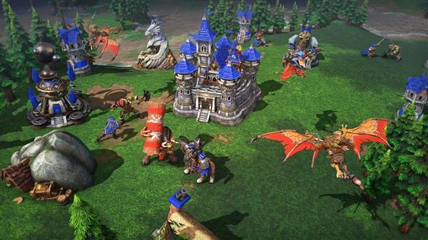 《魔兽争霸3:重制版》中文官网上线:升级4K画质的照片 - 17
