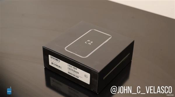 3.3英寸小屏手机Palm开箱上手:无比小巧的照片 - 2