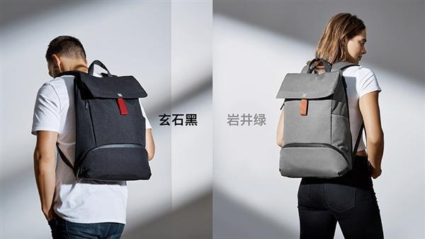 499元一加Explorer双肩包发布:军用级面料的照片 - 2