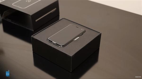 3.3英寸小屏手机Palm开箱上手:无比小巧的照片 - 3