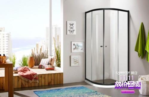 凯立淋浴房产品应该选用什么材料的滑轮好?