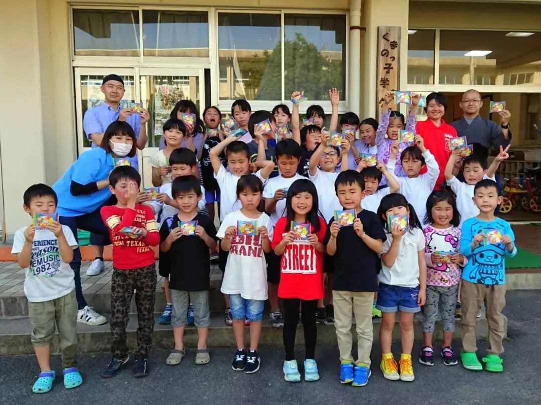 """夺得亚洲设计最高荣誉,日本和尚说:""""只是为了看到孩子们的笑容。"""""""