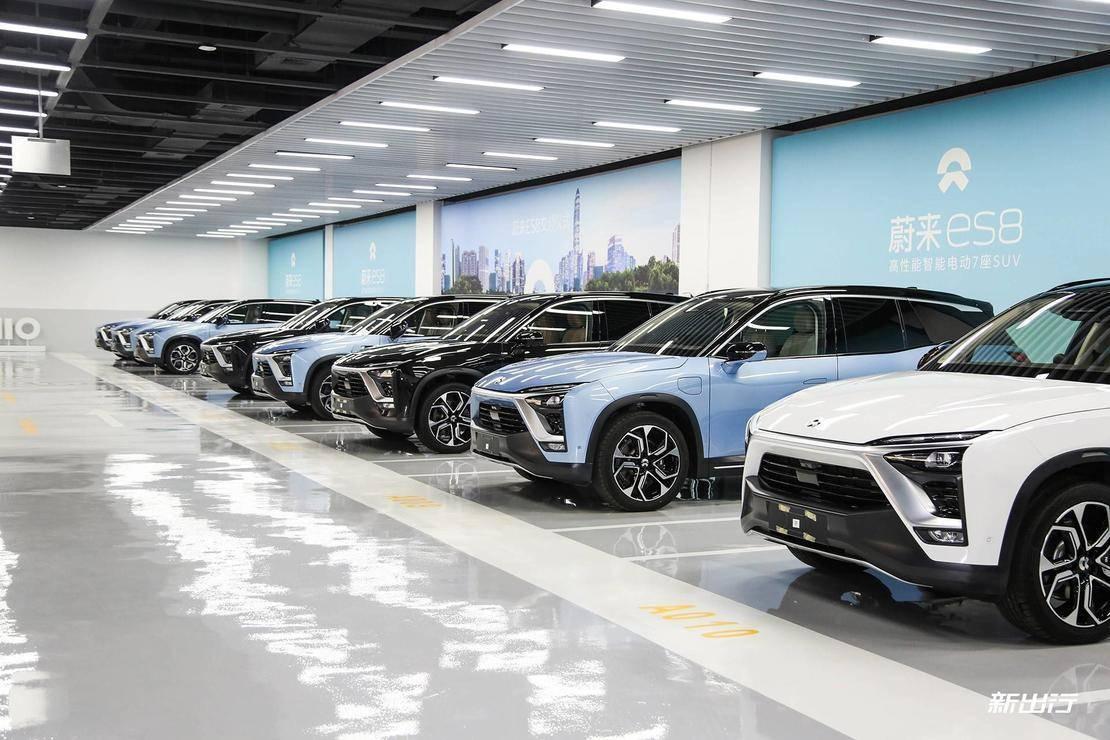 车云日报 | 蔚来ES8基准版车型启动交付,ENOVATE首款SUV命名