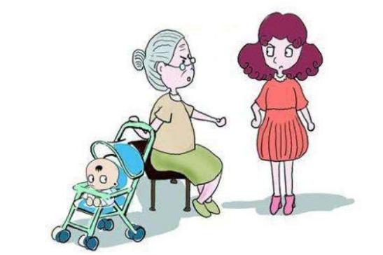 生娃前後,奶奶和婆婆有什麼區別?網友感嘆:沒有對比就沒有傷害 親子 第4張