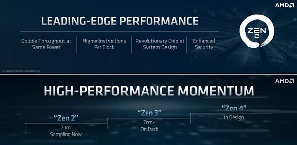 AMD Zen 2架构解析:7nm加持 吞吐翻番的照片 - 7