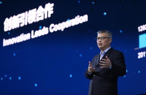 京东方董事长王东升:物联网至少应具备三个特性