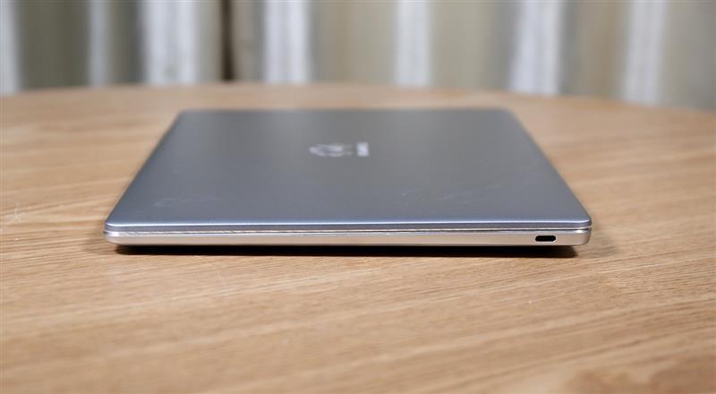 华为 MateBook 13首发评测:13寸最强性能轻薄本!的照片 - 13