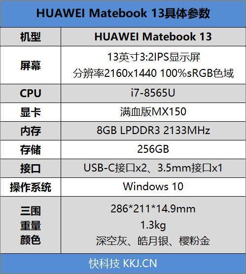 华为 MateBook 13首发评测:13寸最强性能轻薄本!的照片 - 3
