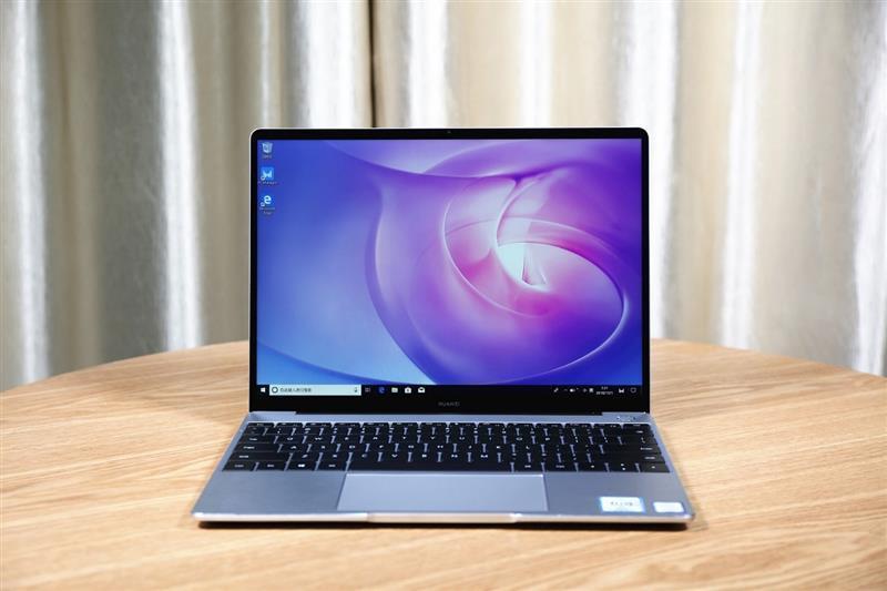 华为 MateBook 13首发评测:13寸最强性能轻薄本!的照片 - 5