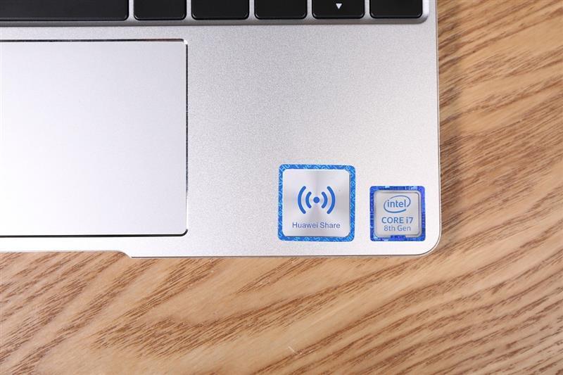 华为 MateBook 13首发评测:13寸最强性能轻薄本!的照片 - 12