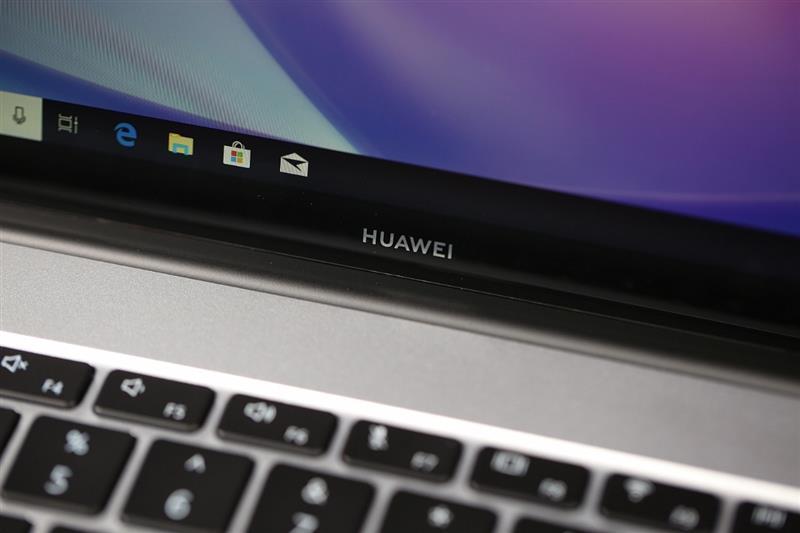 华为 MateBook 13首发评测:13寸最强性能轻薄本!的照片 - 8