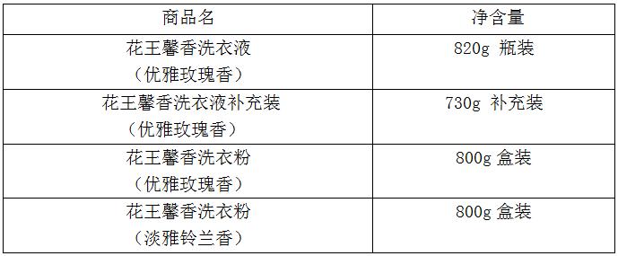 """花王馨香洗衣系列全新上市""""香""""约美好"""