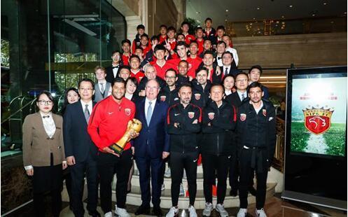 上港集团:打造百年俱乐部 为中国足球贡献力量