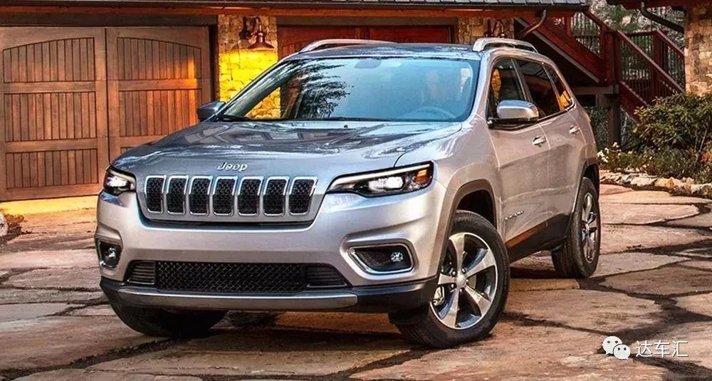 全面升级 新一代Jeep自由光 20 万内起售