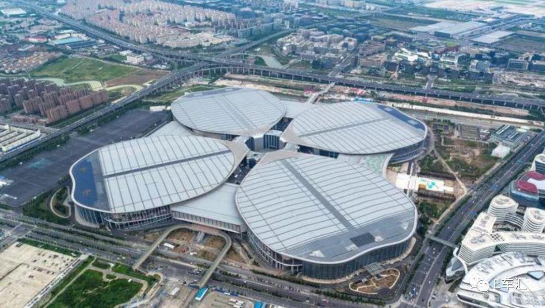 上海进博会 我们看到了燃料电池汽车的未来