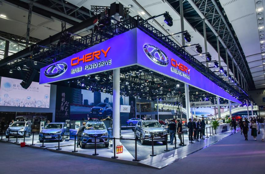 """奇瑞牵手世界羽联,打造世界级""""中国品牌""""-求是汽车"""