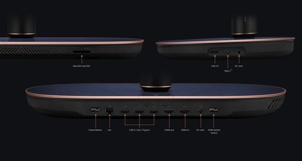 华硕发布全新顶级一体机:4K、35W六核、GTX1050显卡的照片 - 6