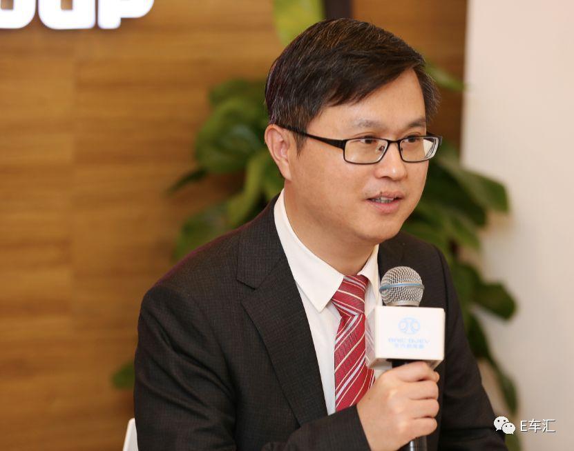 北汽新能源连庆锋:A股上市焕发企业三大活力