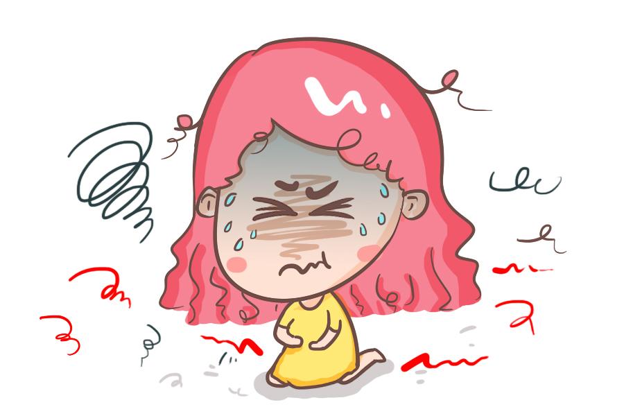 剖腹产后最常见的几个后遗症,中了说明你没恢复好