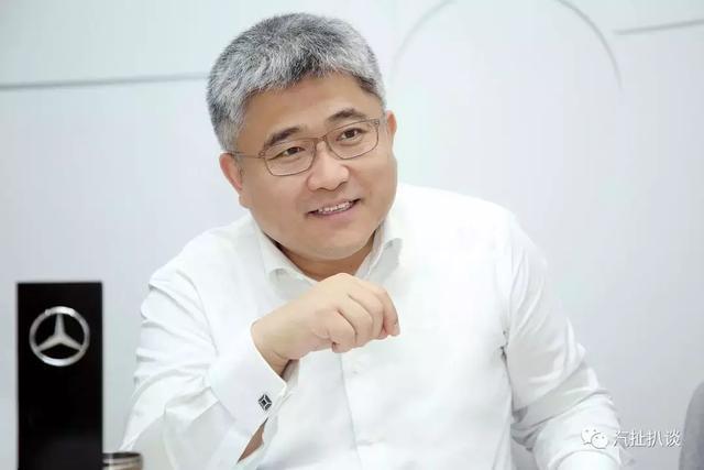 段建军:奔驰看好中国市场 要充满信心迎接改革