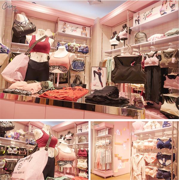 都市丽人Gen-X旗舰店 引领时尚风向标