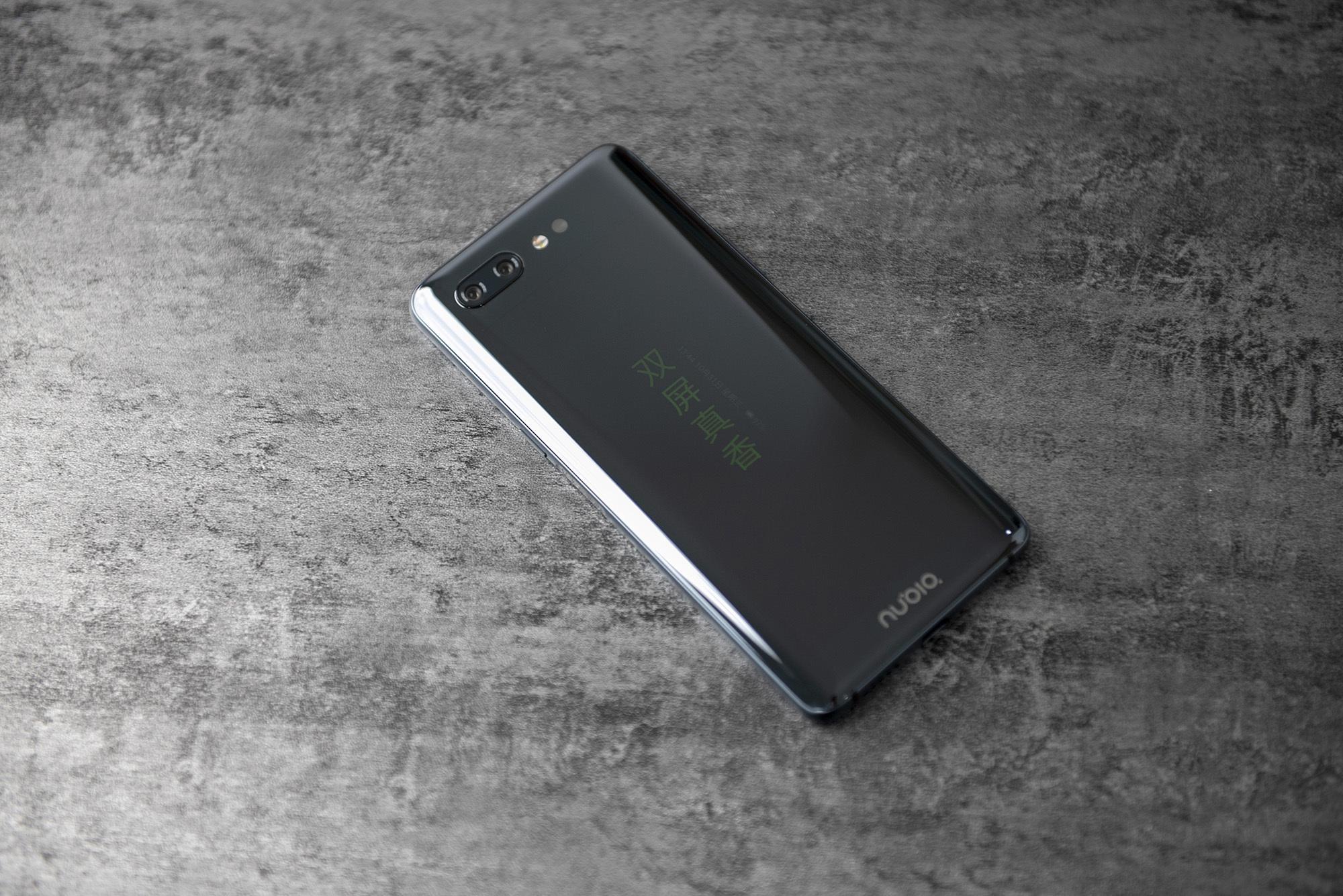 努比亚X上手体验:前后双屏手机真的好用吗?的照片 - 5