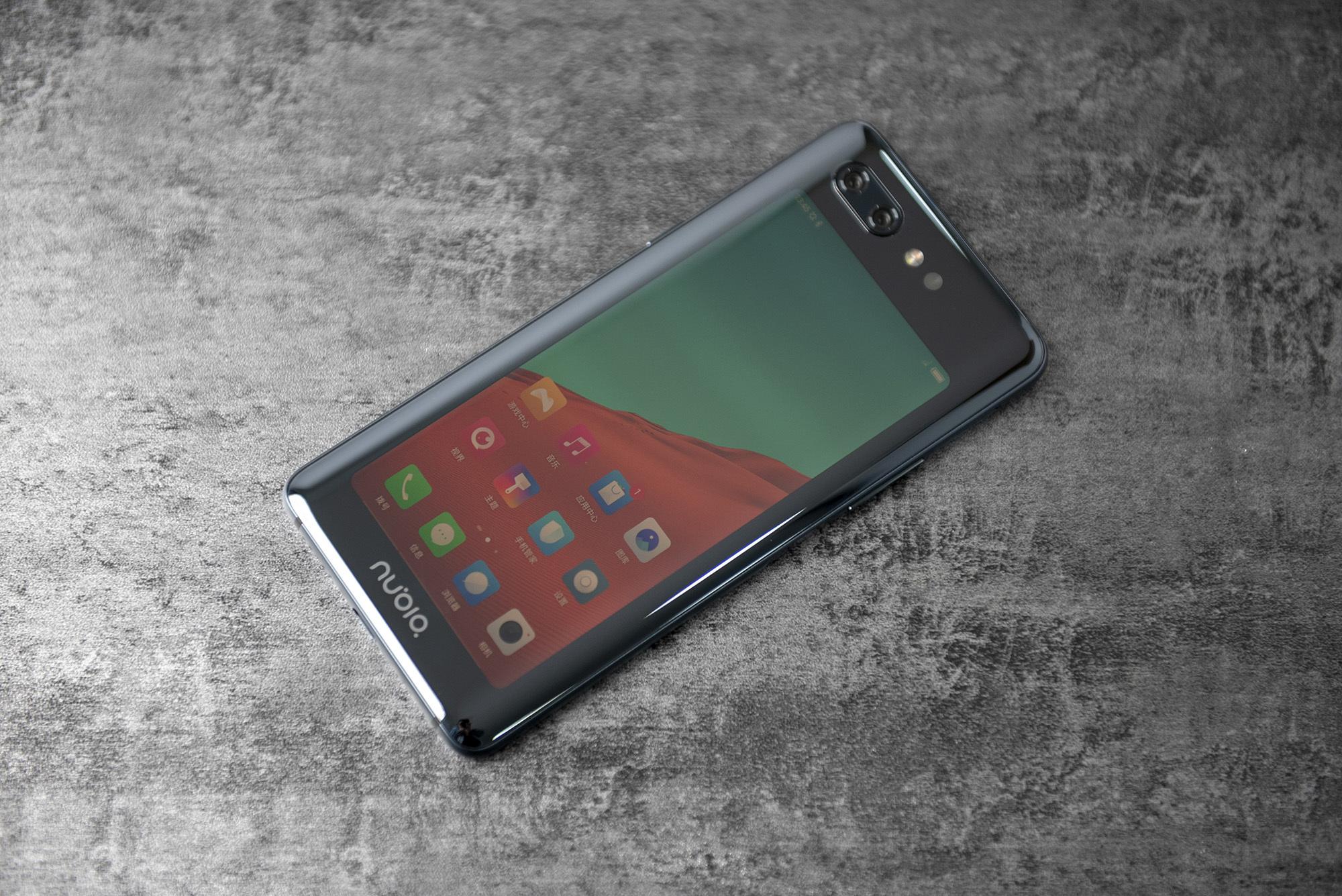 努比亚X上手体验:前后双屏手机真的好用吗?的照片 - 2