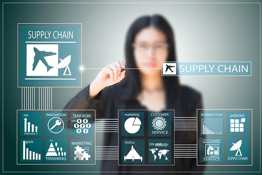以交易信用代替企业主体信用,物流仓储场景下供应链金融新玩法