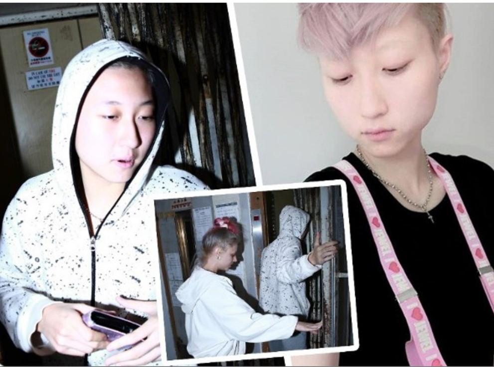 吳綺莉證實吳卓林與女友已經返回香港,閉口不問女兒是否已經結婚