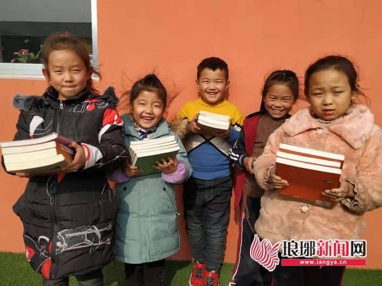 临沂一幼儿园暖心捐助献爱心