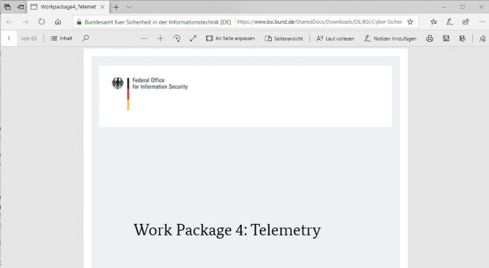 德国监管机构发布Win10遥测数据收集服务深度报告的照片 - 2