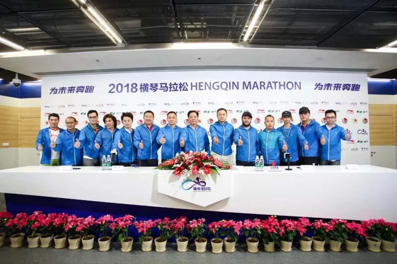 2018横琴马拉松今天报名正式开启,一起为未来奔跑!