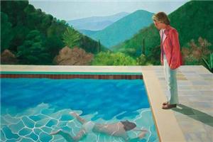 霍克尼成為最貴藝術家:藝術家和拍賣行是什么關系?