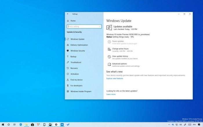 Win10 Build 18290发布:完善开始菜单UI设计的照片 - 3