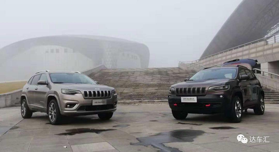 30万元的越野车怎么选?全新Jeep自由光别错过