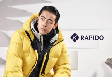 RAPIDO Bulky Down系列 揭秘OVERSIZE的潮流时尚